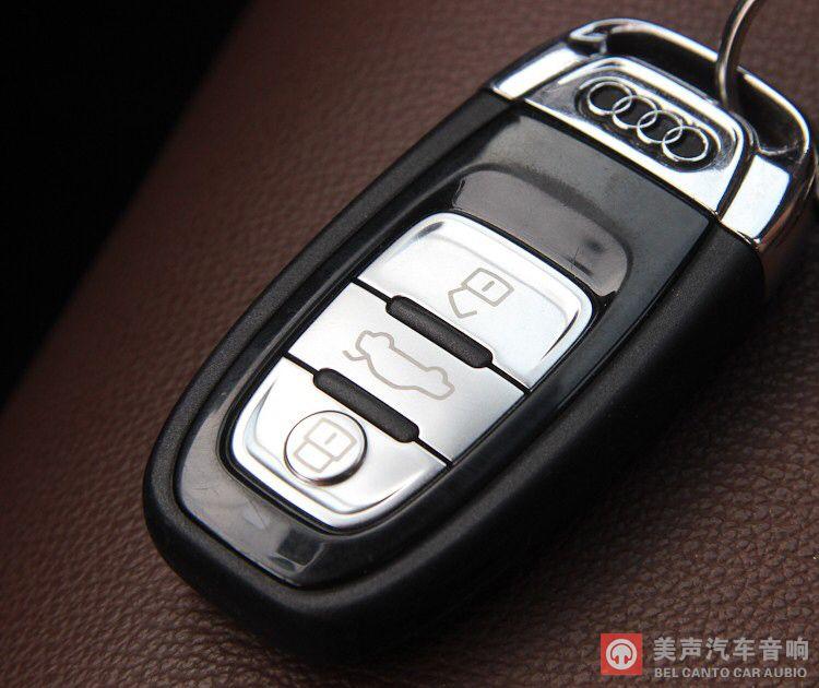 技术为王——奥迪a7汽车音响无损升级——成都美声汽车音响改装